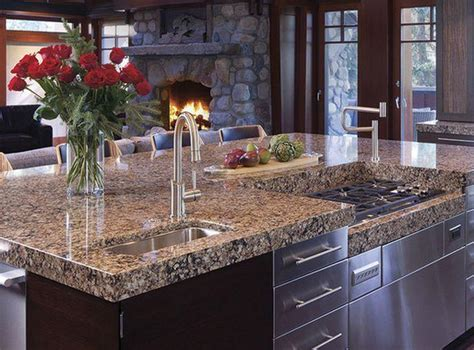 Types Of Countertop by Types Of Kitchen Countertops The Original Granite Bracket