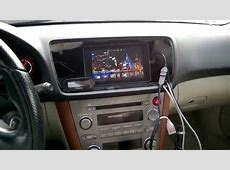 In Dash Nexus 7 Project 2005 Subaru Legacy In Car