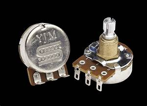 What Are Potentiometers
