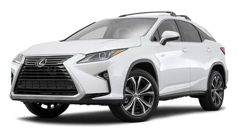 lexus rx  introduction release date price