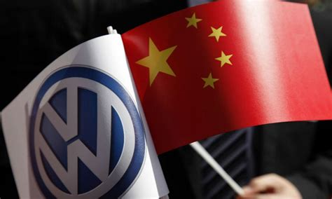 volkswagen group appoints china chief  vw brand