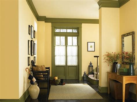 country hallway yellow  images small bathroom