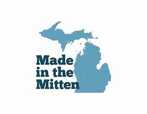 Made in the Mitten - Awesome Mitten