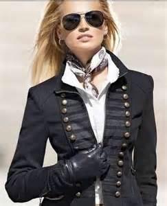 Ralph Lauren Military Jacket Women
