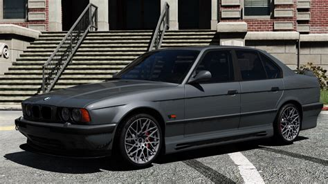 1995 Bmw M5 E34 Add On Replace Tuning Gta5 Mods