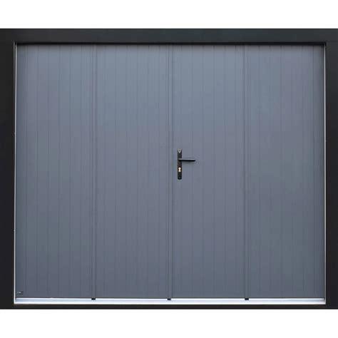 porte de garage leroy merlin porte de garage pliante manuelle artens essentiel 200 x 240 cm leroy merlin