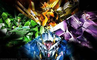 Gundam Mobile Suit Wallpapers Wallpapertag Windows