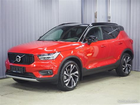 volvo xc40 edition volvo xc40 t5 awd r design launch edition aut other 2018 used vehicle nettiauto