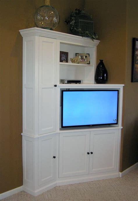 Best 25  Corner Tv Cabinets ideas only on Pinterest   Wood