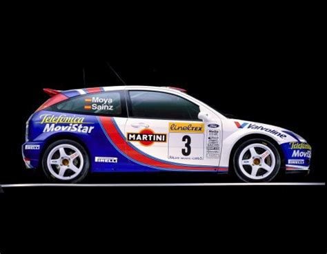 2003 Ford Focus Rs Wrc Image. Photo 2 Of 5