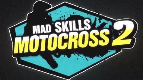 motocross mad skills mad skills motocross 2 гонка про мотокросс выйдет на этой