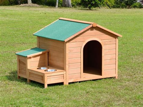 Pets House : Bingo Wooden Dog House