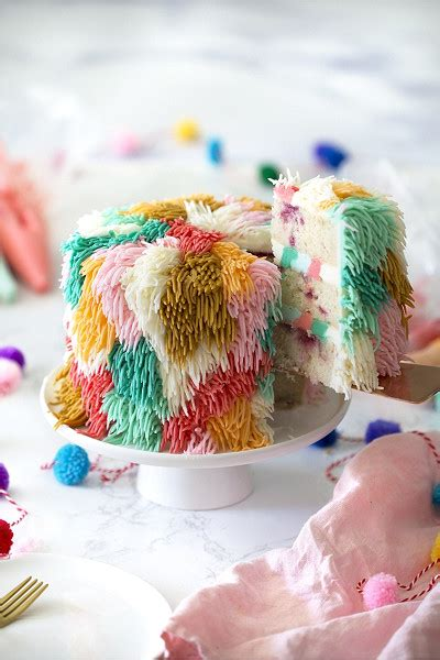 colorful cake pinterest worthy birthday cakes