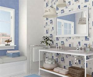 Tapeten Für Bad Und Küche : bad k che tapeten magazin ~ Markanthonyermac.com Haus und Dekorationen