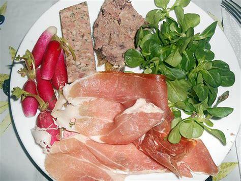 recette de cuisine anglaise recette d 39 une autre assiette de charcuterie corse