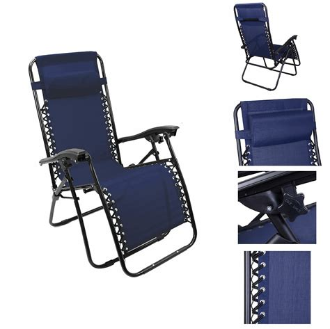 Outdoor Recliner Chair by Lounge Chair Recliner Reclining Patio Pool Outdoor