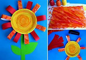 Basteln Mit Papierstreifen : papierblumen basteln mit kindern sch ne ideen und ~ A.2002-acura-tl-radio.info Haus und Dekorationen