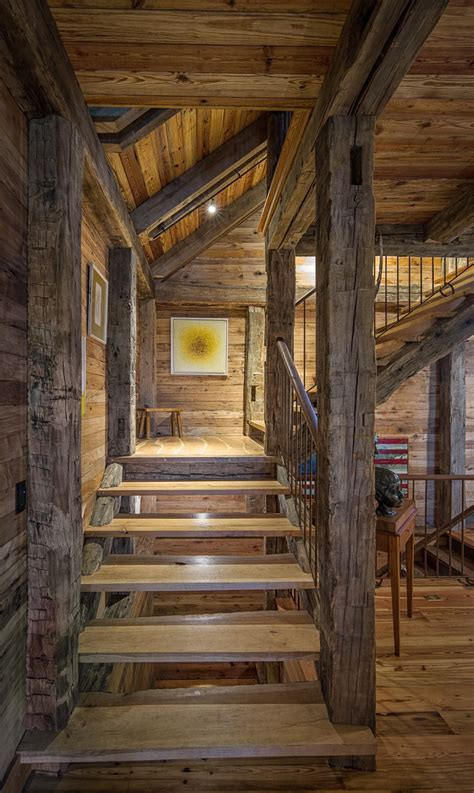 reclaimed wood timber frames