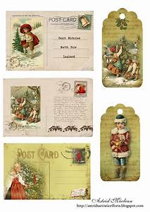vintage tags and postcards | Free Printables | Pinterest ...