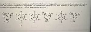 Solved  Using The Letters In The Diagrams Above  Complete