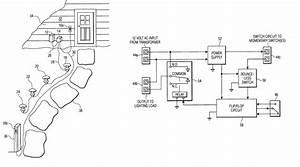 Awesome Wiring Diagram For Outdoor Lights  Diagrams