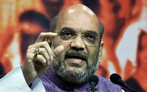 Amit Shah discusses vice-presidential pick with RSS, to ...