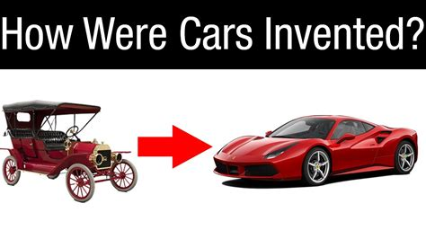 cars invented history   automobile short