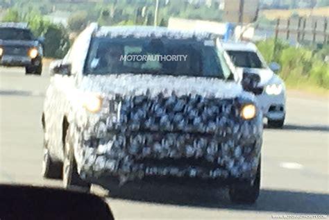 jeep patriot 2018 2017 jeep compass patriot replacement spy shots