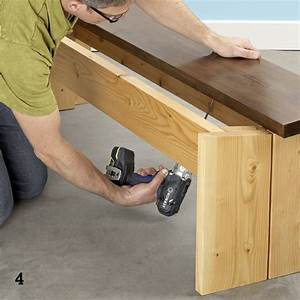 Dining table bench with storage, diy kitchen bench seats