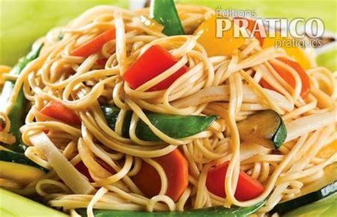 calorie cuisine chinoise nouilles chinoises aux légumes recettes cuisine et