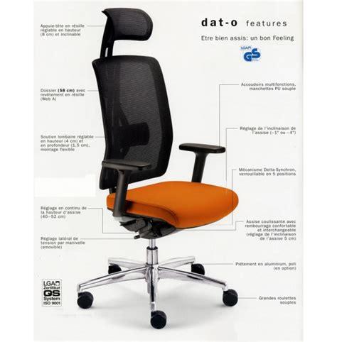 siege de bureau haut de gamme mobilier de bureau