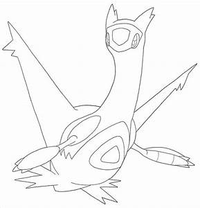 M/pokemon Mega Latias Coloring Pages Coloring Pages