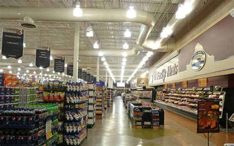 retail grocery stores lms lighting