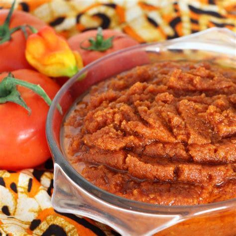 recette de cuisine beninoise comment faire le dja la sauce tomate béninoise