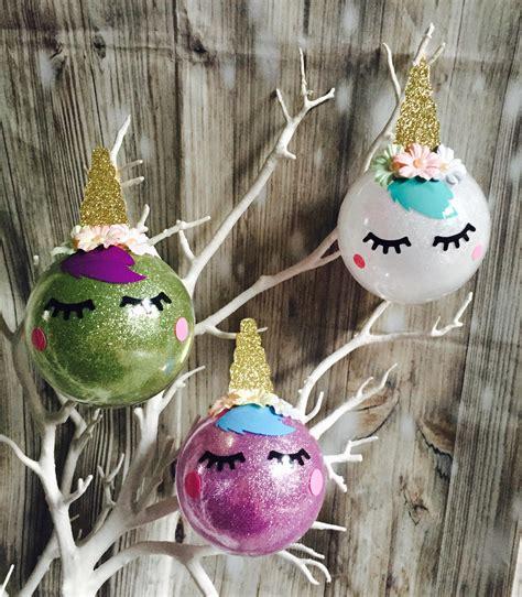 decorer boule de noel unicorn tree decorations unicorn bubbles unicton