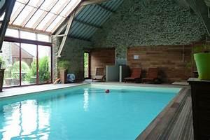 Maison vacances avec piscine la vicomte sur rance location for Village vacances avec piscine couverte 0 jura location de chambre avec piscine couverte et chauffee