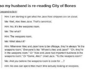 Alec Mortal Instruments Funny Quotes