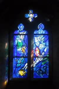saints south window  chagall  oast house archive