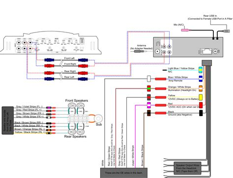 dorable jvc car stereo wiring diagram buick regal