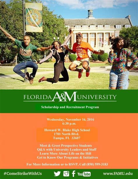 florida scholarship recruitment program bloomingdale high