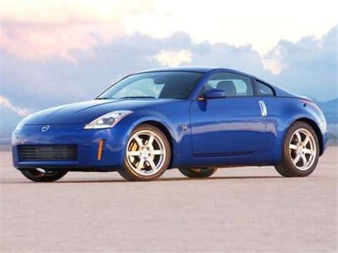 2005 Nissan 350z Models, Trims, Information, And Details