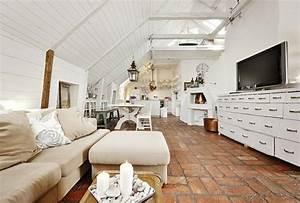 Appartement Sous Comble : les meubles sous pente solutions cr atives ~ Dallasstarsshop.com Idées de Décoration
