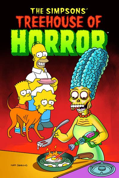 Westfield Comics Blog » Simpsons Treehouse Of Horror