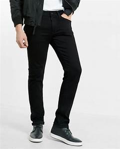 Skinny Black Stretch+ Jeans Express