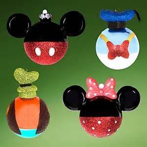disney ornament set best of mickey mickey mouse and pals