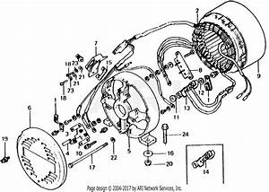 Motorcycle Stator Wiring Diagram