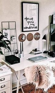 31 White Home Office Ideas To Make Your Life Easier ...