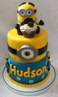 By pirikos this is a very special cake made for our son's third. The 25+ best Minions birthday cakes ideas on Pinterest | Minions birthday theme, Minion party ...