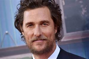 5 Daily Habits to Steal from Matthew McConaughey, Including His Penchant for Mixing ...