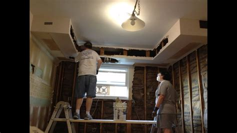 Ourikeakitchenblogspotcom  Kitchen Soffit Removal